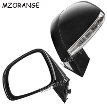 Rear View Mirror Signal Light For Chevrolet Captiva 2008 2009 2010 Foldable Side Rearview Mirror Assembly With LED Turn Light