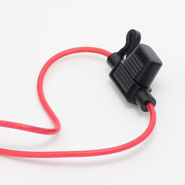 Online Shop 20sets - 20 amp ATO Blade In-Line Fuse Holder ...