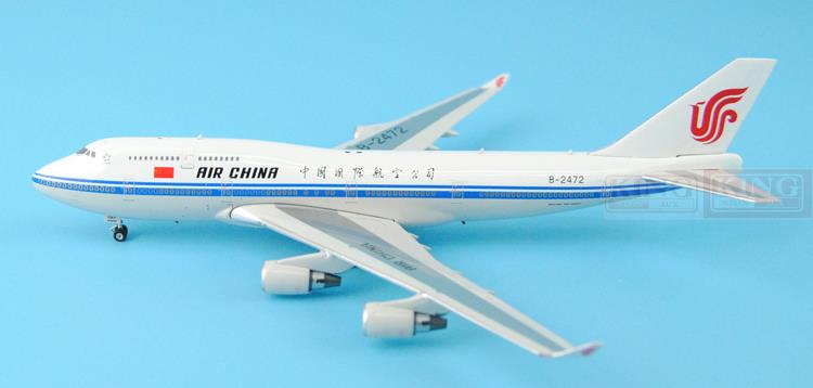 Phoenix 11078 China International Aviation B-2472 B747-400 chairman of the plane 1:400 commercial jetliners plane model hobby phoenix 10980 b737 700 w 1 400 china international aviation inner mongolia tianjiao commercial jetliners plane model hobby
