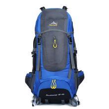 70L Sports Outdoor Backpack Waterproof Large Capacity Mounta