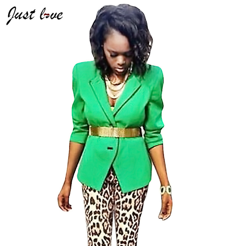 Online Get Cheap Ladies Green Blazer -Aliexpress.com | Alibaba Group