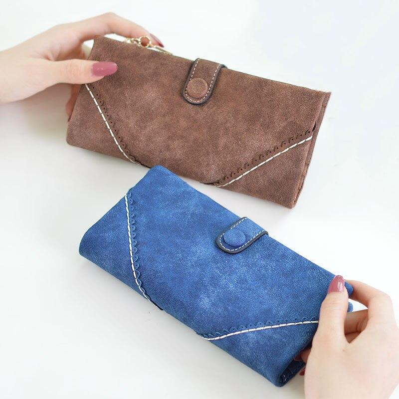 Nuevo monedero largo para mujer, monedero para mujer, monedero para mujer, bolso de mano para mujer, tarjetero de lujo, tarjetero de alta calidad, bolso para teléfono