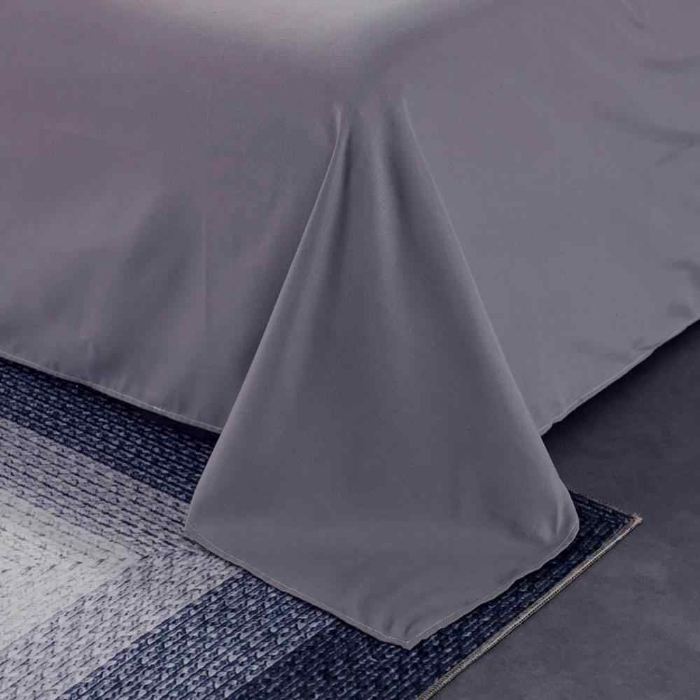 2019 Grey Leopard Print Bedding Sets Microfiber Brush Polyester Bedlinens Twin Full Queen King Duvet Cover Set Pillowcases