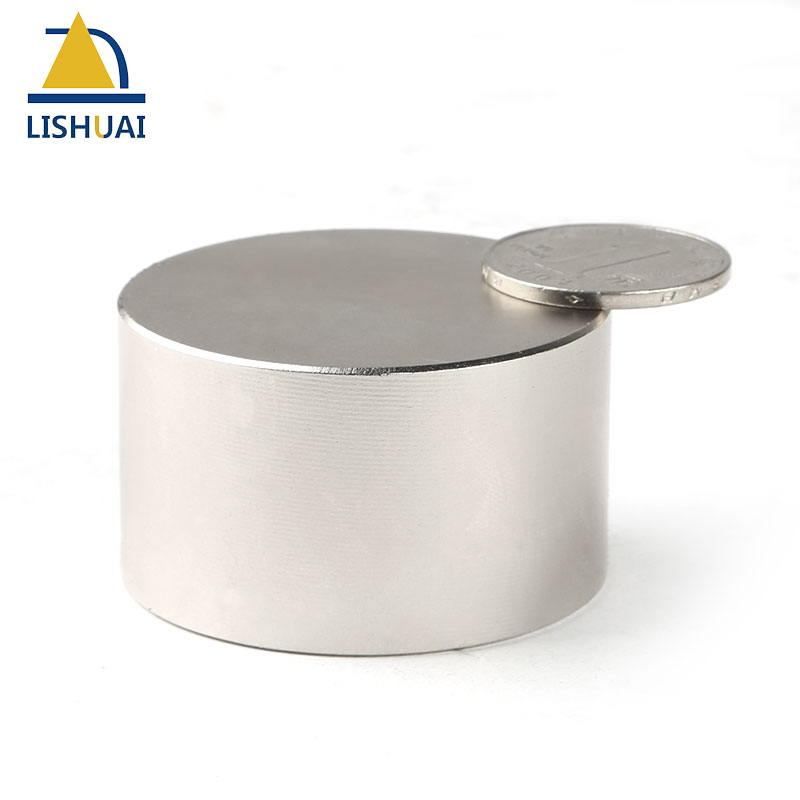 1pc Super Strong Disc Neodymium Permanent Magnets, Rare Earth NdFeB Magnets D50*30mm high quality100 pcs set 10mm 1 5mm thin neodymium magnets rare earth n50 neodymium permanent super strong magnetic disc