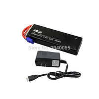 7 4V 3000mAh 10C Hubsan H501S Lipo Battery 1PCS UL Charger Hubsan H501C Rc Quadcopter Airplane