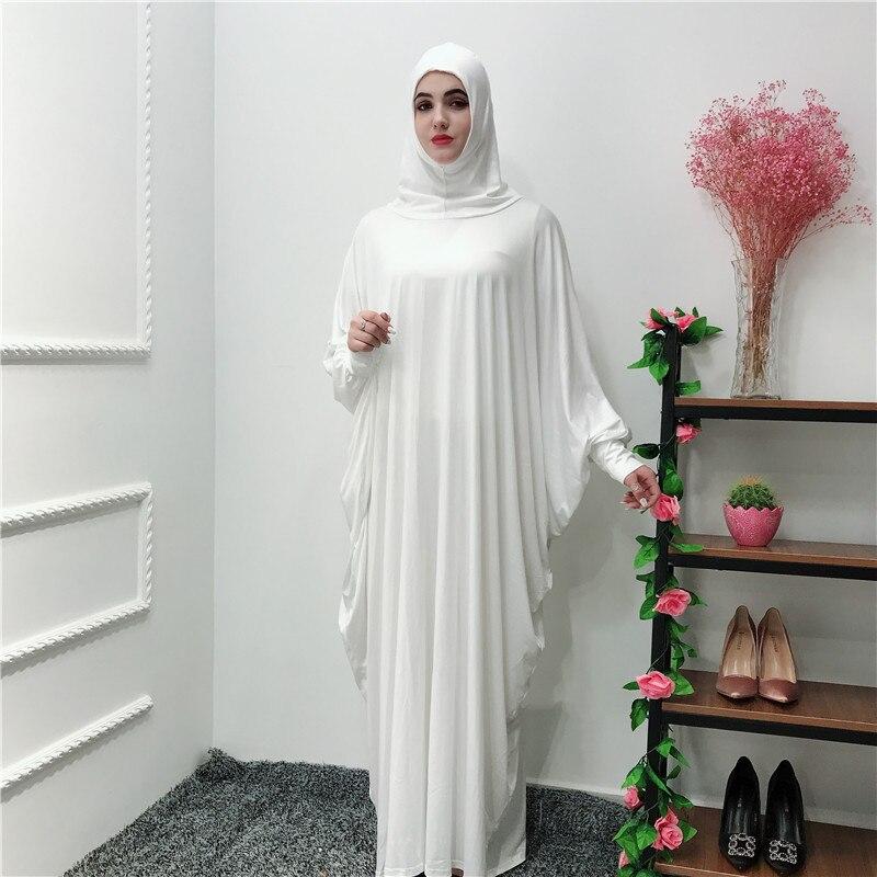 Ramadan Abaya Caftan Dubai Muslim Hijab Dress Jilbab Kaftan Abayas For Women Ropa Oman Elbise Vestidos Robe Femme Prayer Clothes
