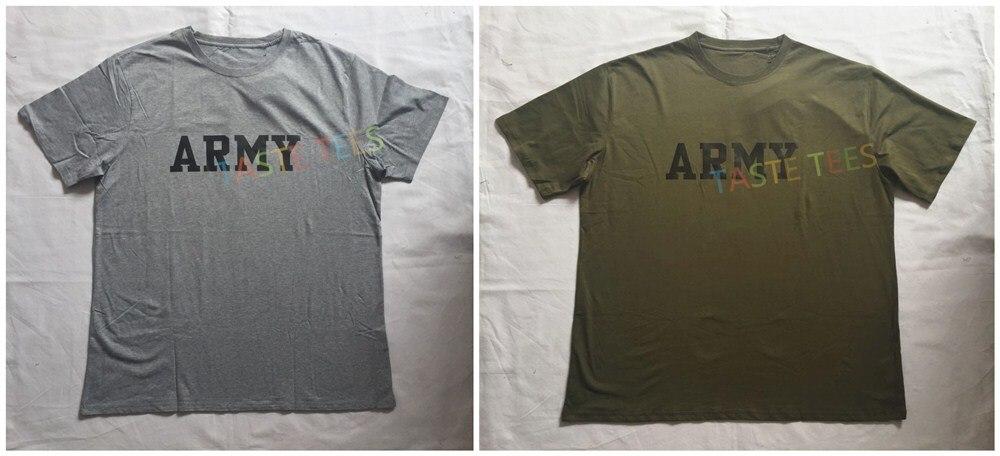 Summer US Army Navy Air <font><b>Force</b></font> USAF Marines USMC Military <font><b>Physical</b></font> PT T Shirt Men Funny Brand O Neck Print Cotton Casual Shirts