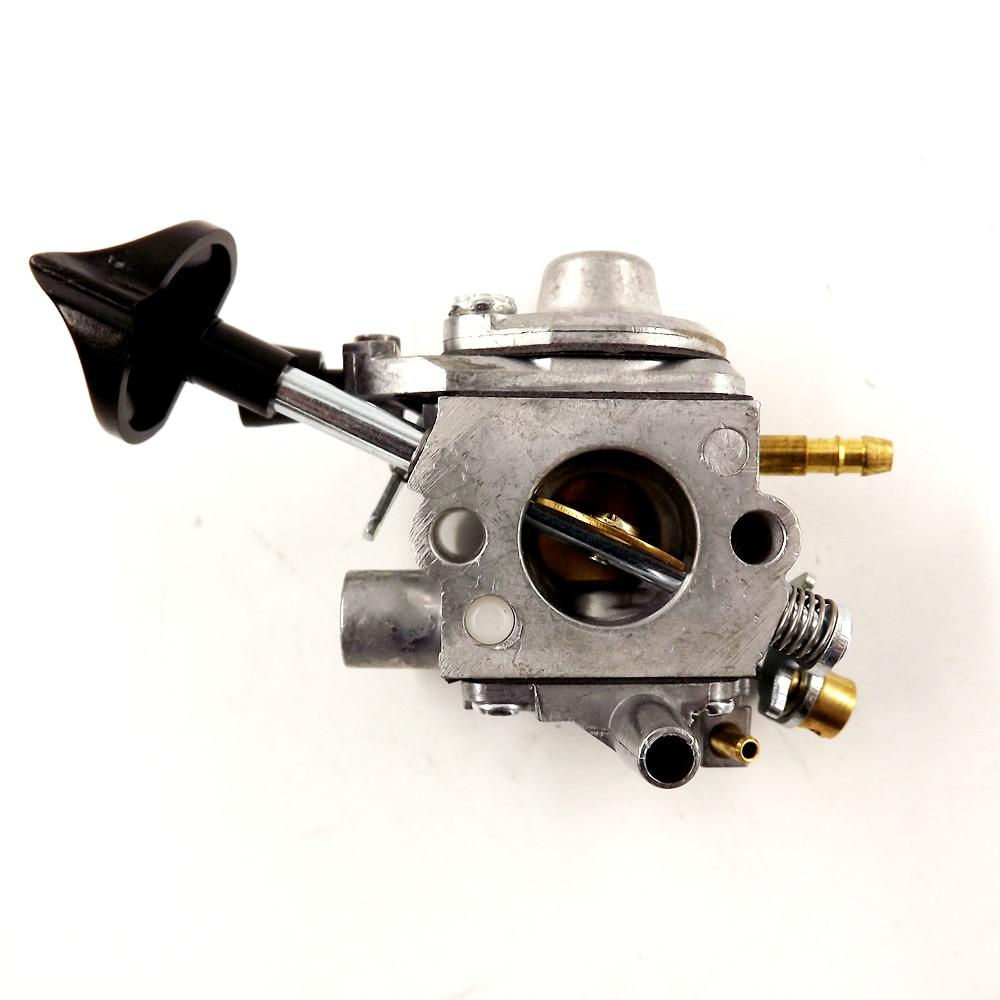 Kit de Carburador para Stihl Tune Ventilador Mochila Zama C1q-s183 up Br500 Br550 Br600