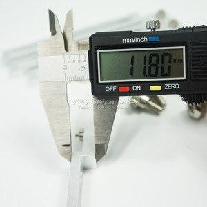 Крепеж для печатной платы BGA, набор для поддержки зажимов с 4 винтами для IR6000 IR6500 IR9000