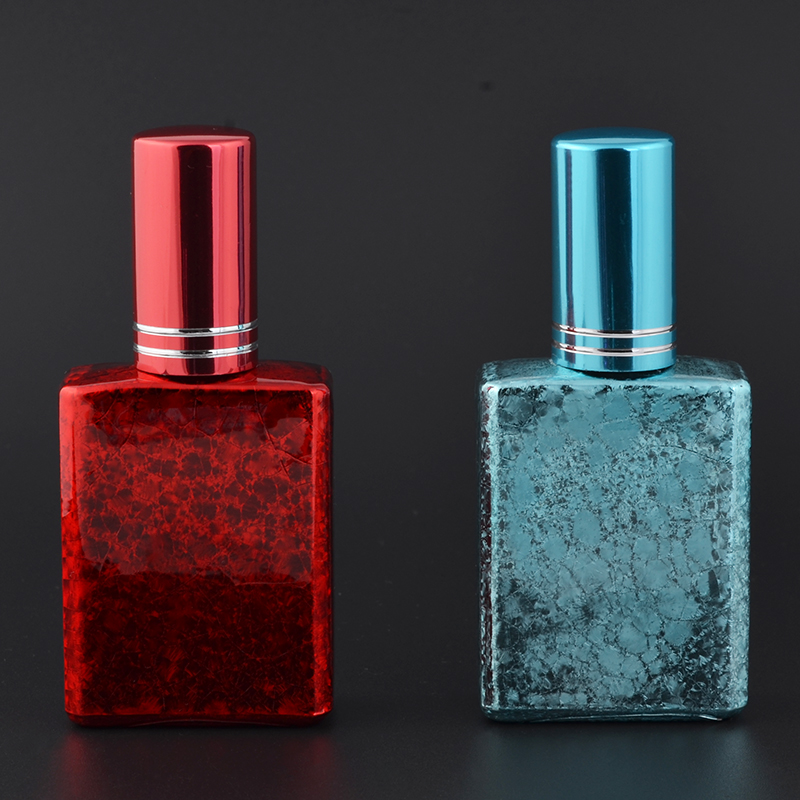 MUB 17ML portable Glass Refillable Perfume Bottle With Metal Spray&Empty Case perfume bottles atomizer glass portable bottle hot sale 15ml refillable portable perfume bottle