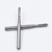 10 Pcs free shipment dental burs high speed dental product Dental Lab Carbide Burs FG1558