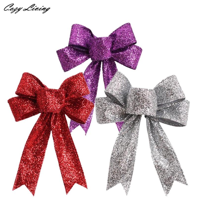 Online get cheap purple christmas ornaments aliexpress for Cheap christmas ornaments