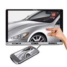 "7"" HD In dash Android 4.2 GPS Navigation Car DVD CD Video Player 2 din Car Stereo Radio audio ipod RDS Capacitive Touch-screen"