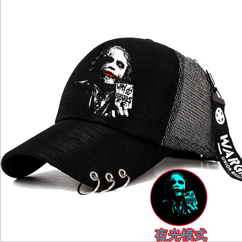 0bfcf494fa453 Detail Feedback Questions about Suicide Squad Joker Snapback Hat adjusted Baseball  Cap Hip Hop Embroidery Hat For Men Women on Aliexpress.com