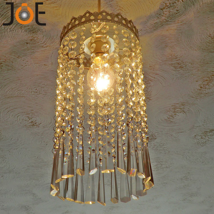 New arrivals Crystal chandelier Icicle Droplets Light fixtures Vintage Antique Style Decor lamp for kitchen bedroom 9142 bask icicle lux 5462