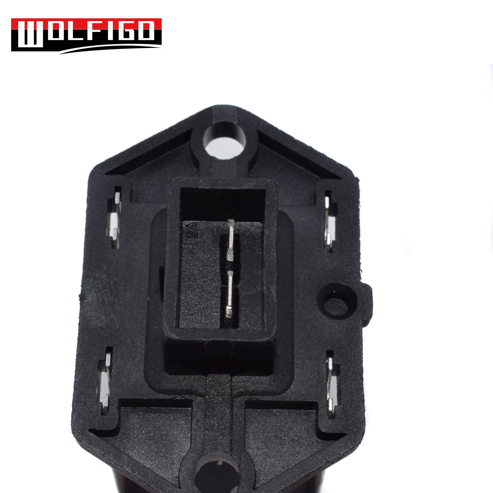 Wolfigo New Car Blower Motor Resistor Fan Control Module For Ford 2006 On F150 Mondeo Cougar 15630369 93bb9a819ac 93bb 9a819 Ac In Heater Parts From Automobiles