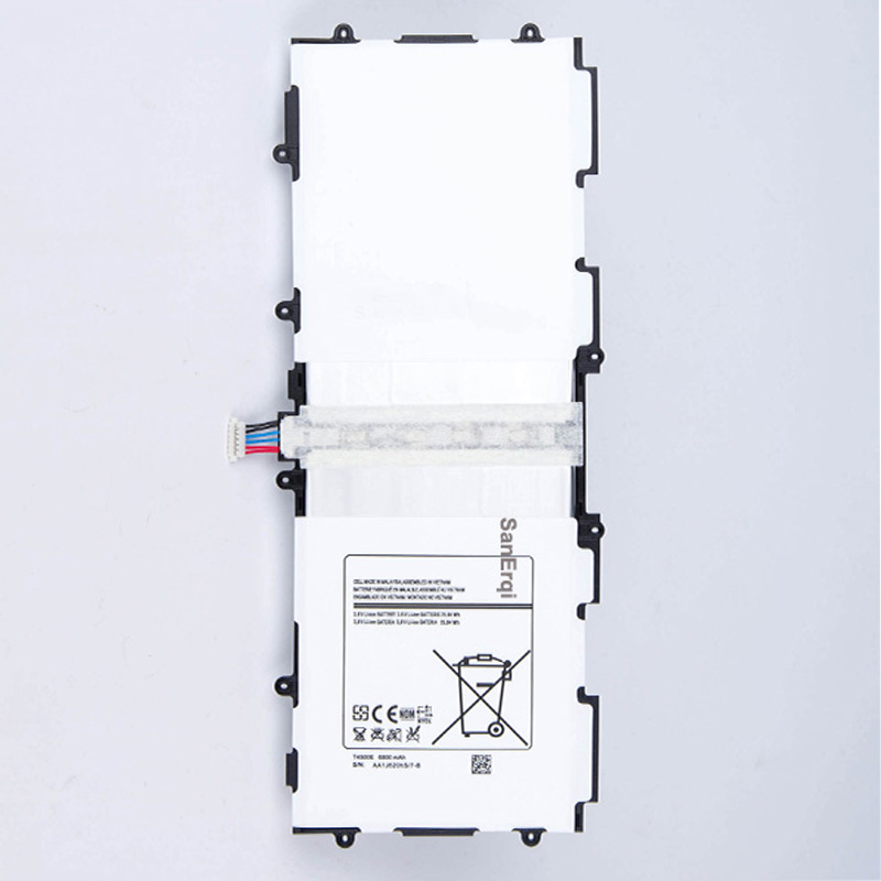 Battery For Samsung GALAXY Tab 3 10.1 P5200 P5210 GT-P5200 GT-P5210 T4500E 6800mAh Replacement  Bateria