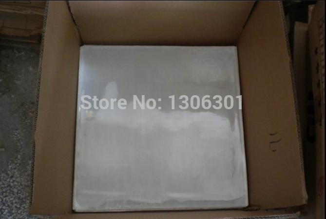 White no patten Reflective Warning PVC material reflective prismatic slice reflective PVC slice 46cm*48cm*20C