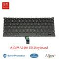 Nuevo teclado del reino unido para apple macbook air 13 a1466 ''a1369 reino unido inglés teclado