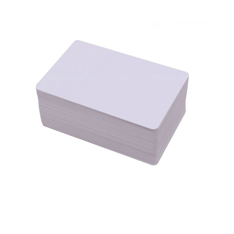 50PCS Proximity RFID 125Khz EM4305 Writable ID Card EM4100 ID PVC Card For Access Control Rewritable Cards For 125khz Writer