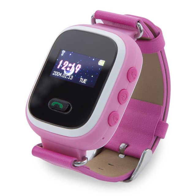 Newest Smart Kid Safe GPS Watch SOS Call Location Tracker Watch GPS for Kid Child Anti Lost Monitor Baby Q50 Q60 For AndroId IOS