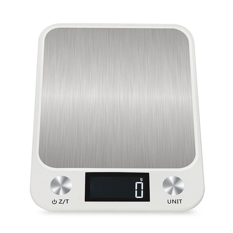 Escala eletrônica multifuncional da cozinha 10 kg1g