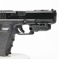 Intelligent Induction Switch Tactical Pistol Laser Self Defense L9 GT Low Profile Green Laser Sight