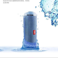 Portable Intelligent Wireless Bluetooth Speaker Waterproof Outdoor Multifunctional Stereo Bluetooth Speaker Electronic Products