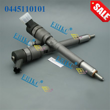 ERIKC 0445110101 Injektor CRI CR/IPL17/ZEREK10S Kraftstoff Tank Injektor F 00T E00 64N CR Common Rail komplette Injektor 0986435147