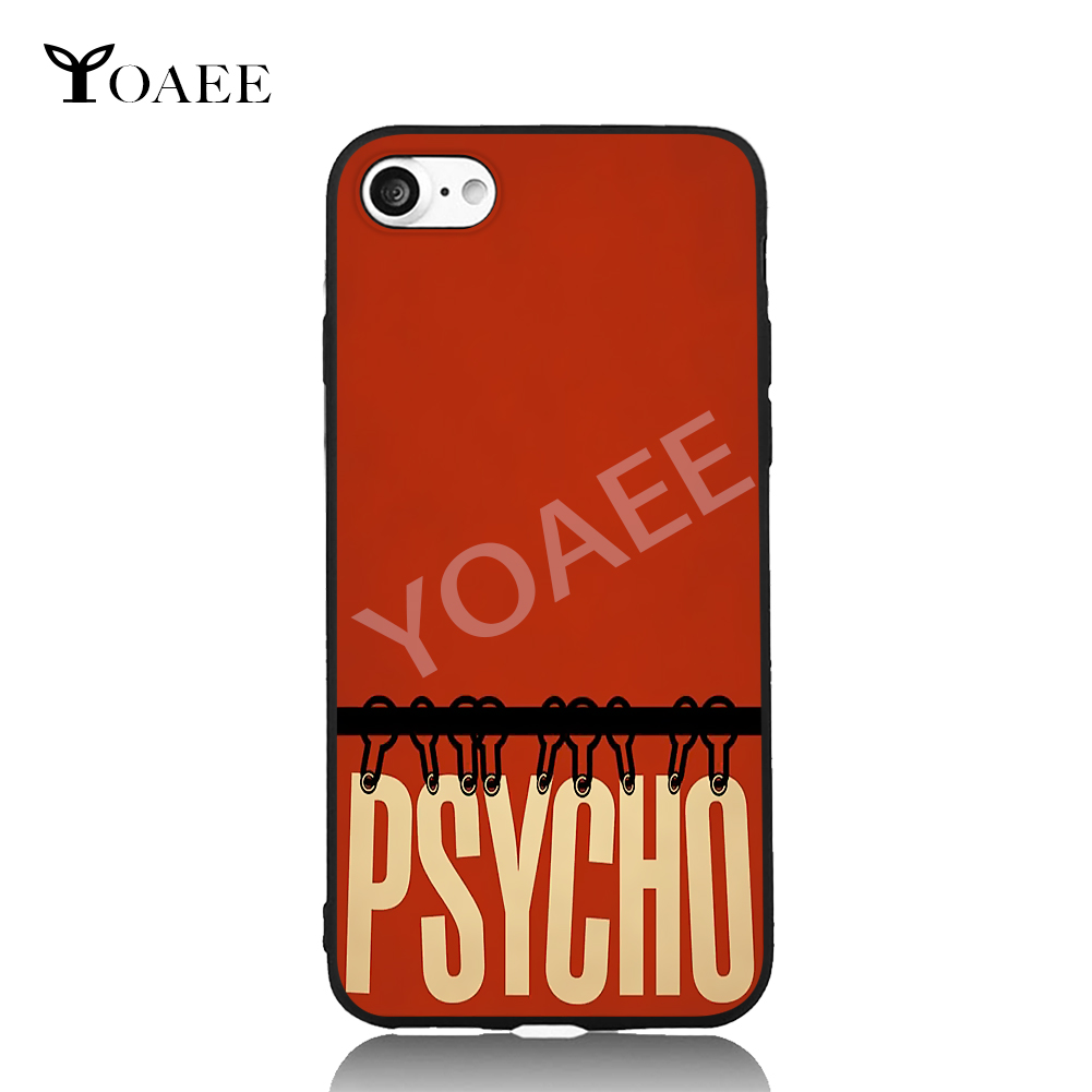 Psycho Hanging Line Fun Art For iPhone 6 6s 7 Plus Case ...