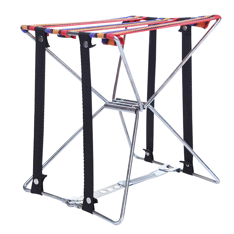 Prime Us 11 69 15 Off Factory Direct Sale Stainless Steel Outdoor Folding Chair Fishing Stool Metal Folding Chair And Horse Folding Stool In Beach Download Free Architecture Designs Scobabritishbridgeorg