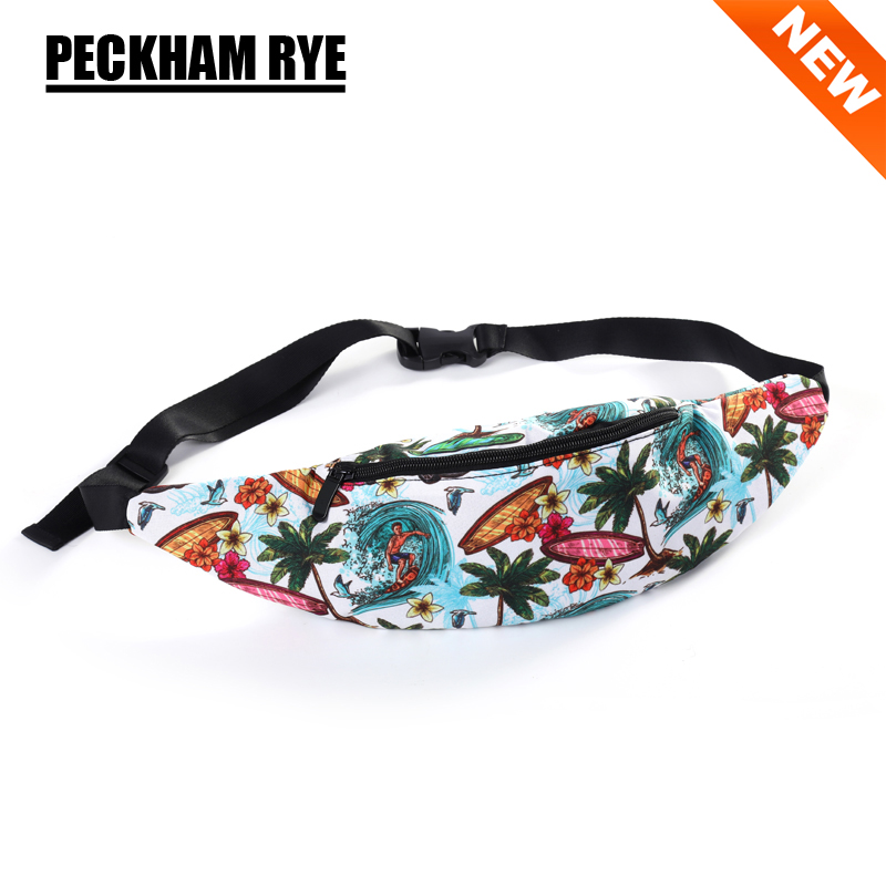 NEW ARRIVAL summer Unisex 7 Styles 3D Print Women's Waist Bag Men Multi-functional Pockets Belt Bag fanny Packs Pouch Bag tool bag quality multi purpose s apron waist pouch bodypack hand packs pockets holders carriers oxford waterproof black