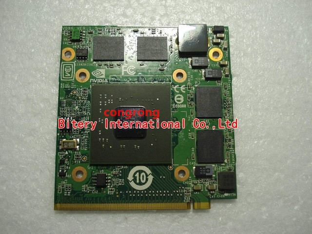 For NVidia Graphics Video Card GeForce 8600 8600M GS 8600MGS DDR2 256MB G86-770-A2 For Acer 4520 5520 5920 7720G 6930G Laptop