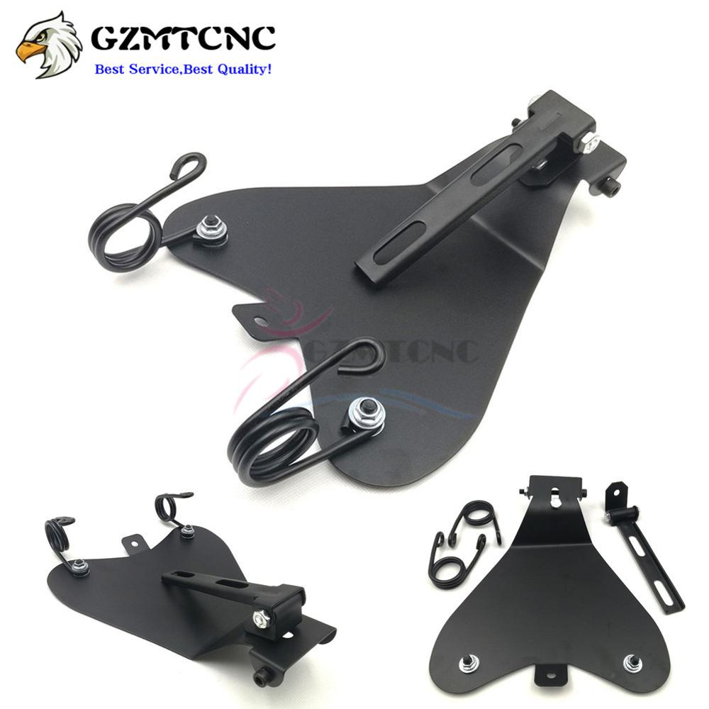 Low Profit Motorcycle Solo Seat Baseplate Bracket Support Holder Mounting Kit For Harley Sportster 48 Xl 883 1200 Bobber Chopper Cheapest Price From Our Site Home