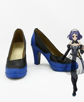Seraph Of The End Chess Belle Cosplay Boots Shoes For Costume European Size