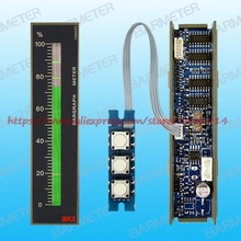 цена на 101 wire high precision with alarm control output embedded meter Can connect all kinds of liquid level sensor