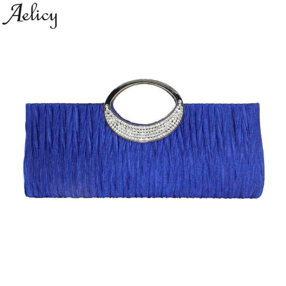 ... Aelicy High Quality Crossbody Bags for Women Fashion Rhinestone  Designer Handbags Evening Party Clutch Bag Wedding ... e585b689c42d