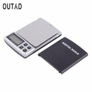 1Pc 2000g x 0.1g Mini Pocket G