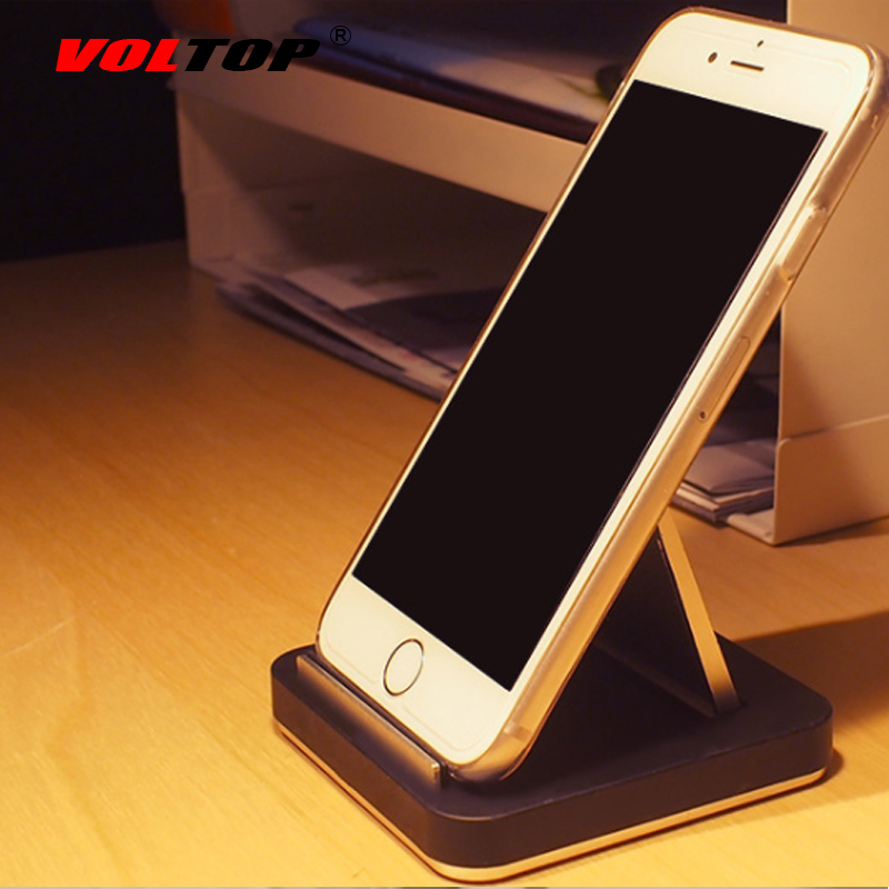 VOLTOP Bed Head Desktop Phone Holder Car Accessories Ornamen