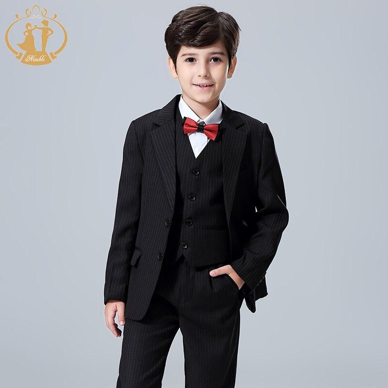 840fc50e14f69 Costume agile pour garçon Costume Enfant Garcon Mariage garçons costumes  pour mariages Terno Infantil Costume Garcon