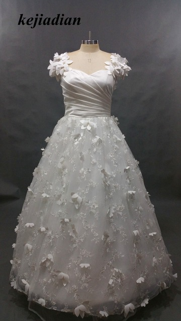 Aliexpress.com : Buy Vintage Ball Gown Wedding Dresses 2017 Real ...