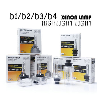 2 pcs D1S Replacement HID d1s d2s d3s d4s Xenon Bulbs 12v 35w 4300K 6000K 8000K 10000K D1r d2r d3r d4r Xenon Headlamp bulbs image