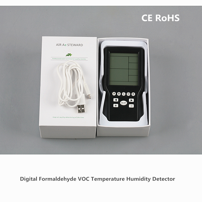 Free shipping JSM-131S Portable air TVOC formaldehyde detector household indoor air quality tester car environment testi  цены