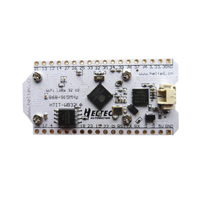 Image 2 - Upgrade  WIFI ESP32 Lora 32 V2 Development Board  868MHz 915MHz SX1276 ESP32 LoRa 0.96 Inch Blue OLED Display Bluetooth