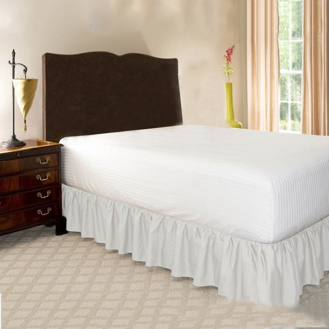 White Queen bed with drawers 5c64f31fa90c7