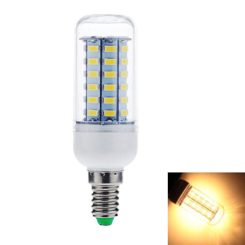 110 130V Energy Efficient 15W E27 5730SMD 56LED Corn Bulbs