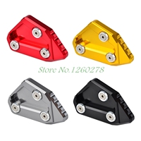 Motorcycle Side Stand Enlarger Plate Extension Pad For Suzuki GSXR1000 GSXR 1000 2009 2010 2011 2012