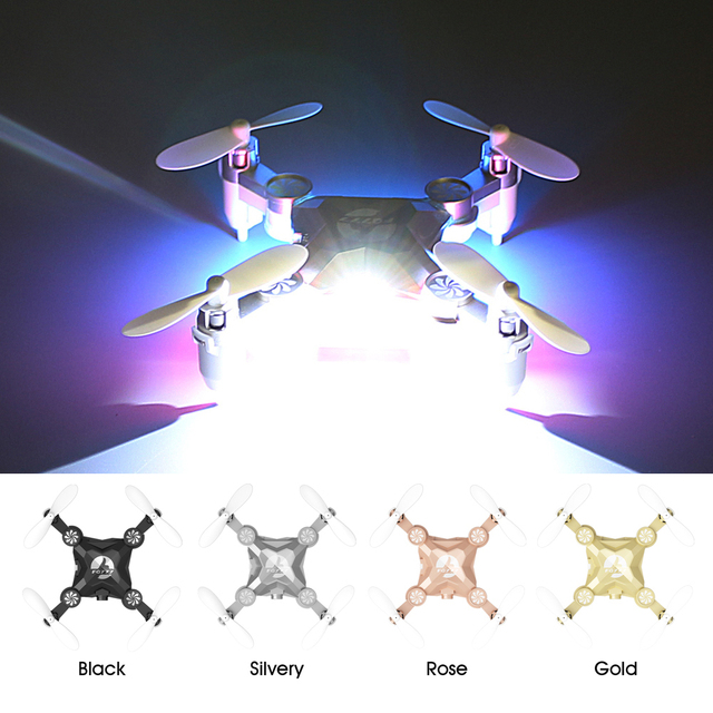 FQ777 FQ11 Foldable Arm 3D Mini 2.4G 4CH 6 Axis Headless Mode RC Quadcopter Children Adult Toy RTF Mini RC Drone Quadcopter