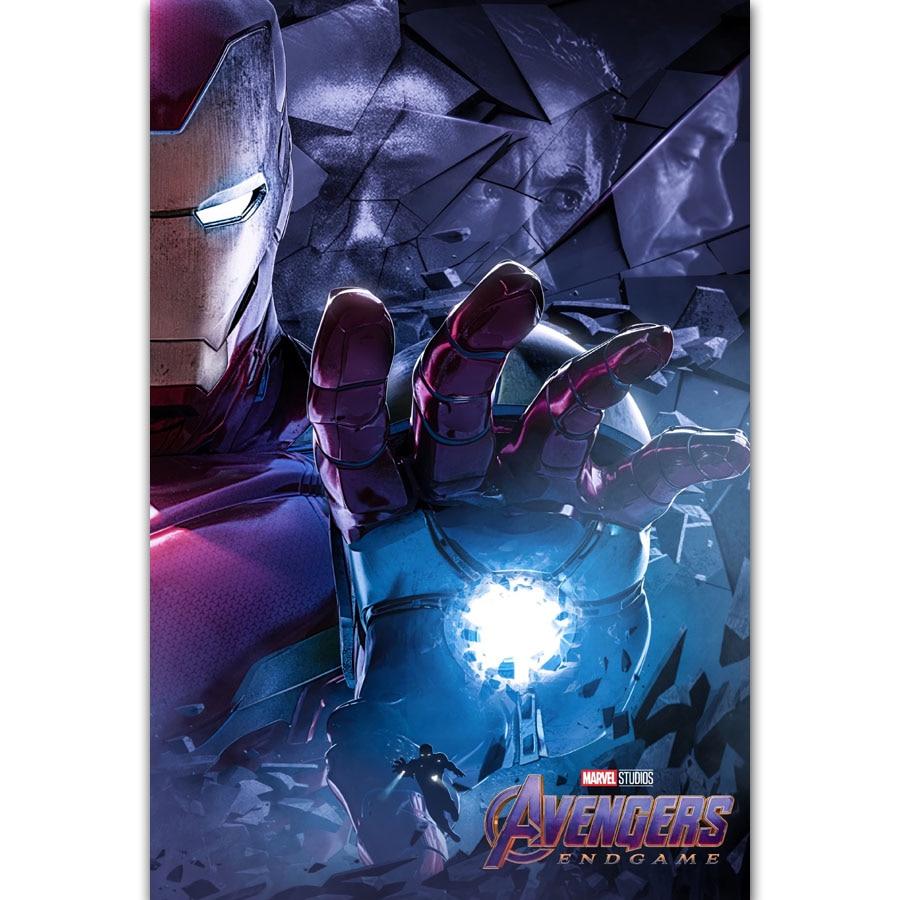 New Avengers EndGame Iron Man Marvel 2019 Movie Character