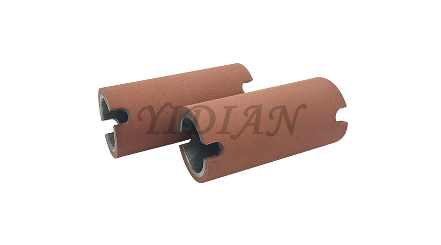 High Quality Feeding Rubber Roller for HOMAG Automatic Edge Banding Machine  24X17X52mm 2PCS